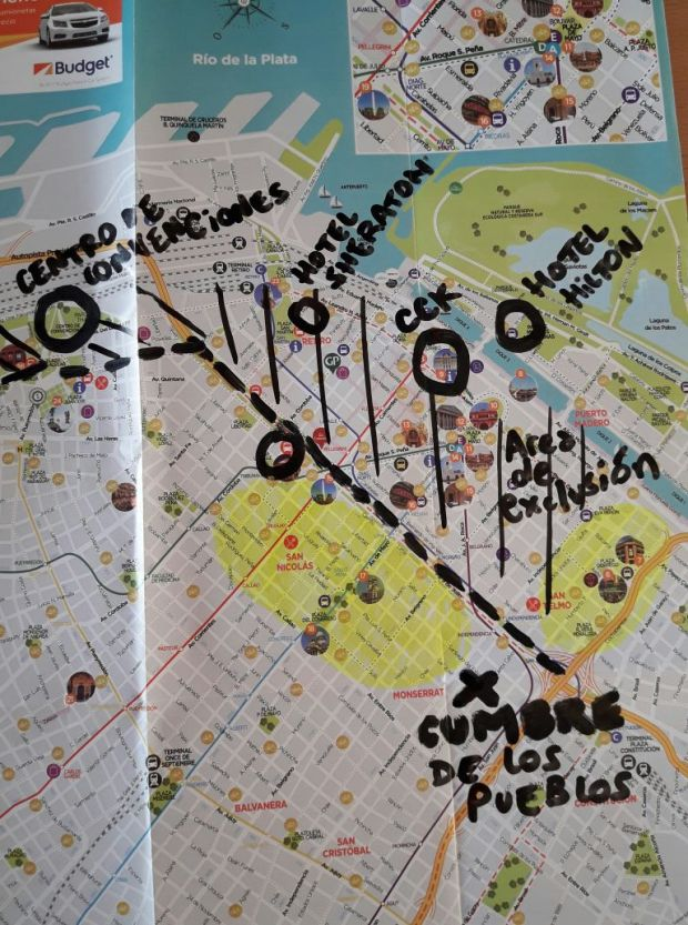mapa cumbre etc